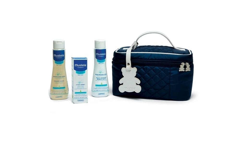 Mustela Beauty travel set