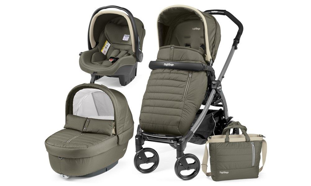 Peg Perego Book 51 Elite Modular trio
