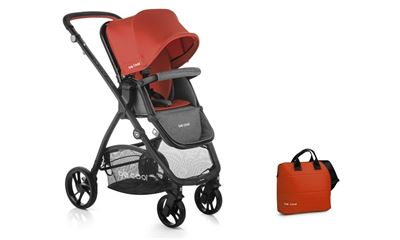 Be Cool Slide passeggino 2020 Y32 rosso