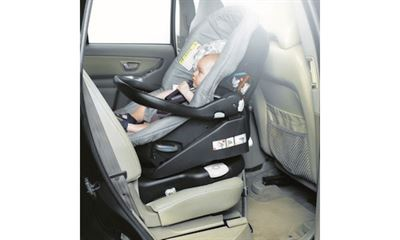 Jane Base auto Isofix per ovetto Matrix Light 2