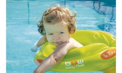 Jane Salvagente evolutivo per neonati Bow Baby Float