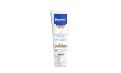 Mustela Latte Nutriente alla cold cream