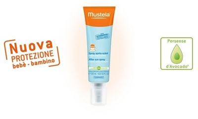 Mustela Spray doposole multidirezionale